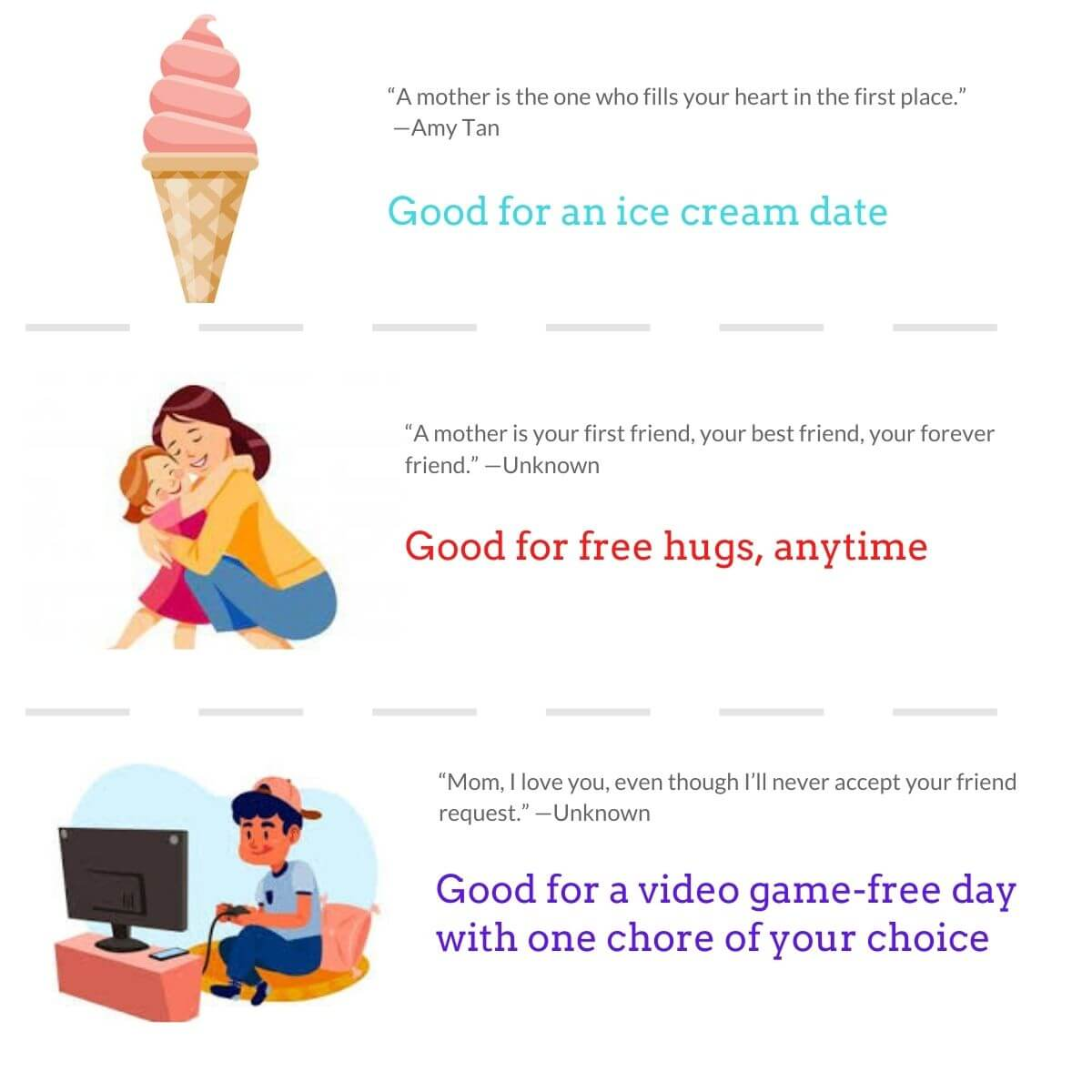 The Focus Foundation's Happy Mother's Day Coupons and Ideas - The Focus Foundation