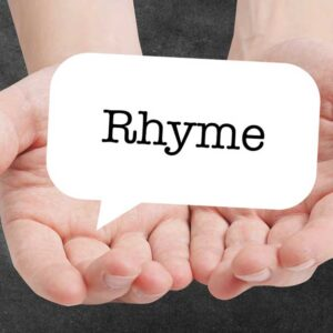 DeXY's Corner – February Take Time To Rhyme