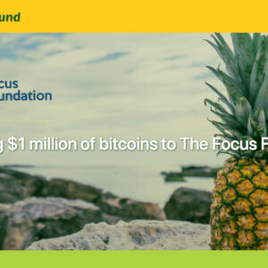 The Focus Foundation Receives $1 Million Donation Through Pineapple Fund