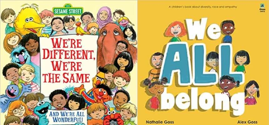 Recommended Kid Books on Diversity - The Focus Foundation