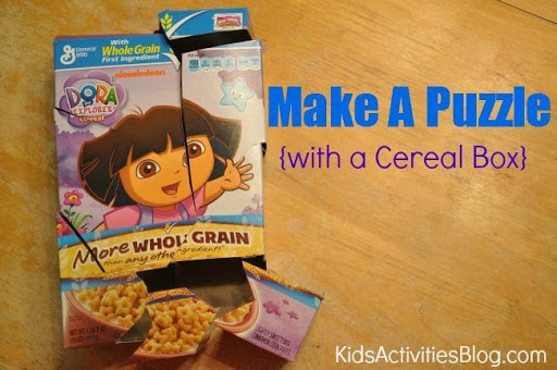 Cereal Day - The Focus Foundation